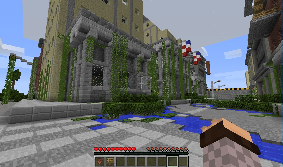 Minecraft Last Of Us Map Download The Last of Us Map for Minecraft 1.12.2/1.12 for free
