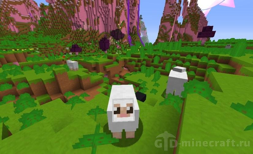 Download Kawaii World Texture Pack For Minecraft 1 16 2 1 15 2 1 14 4 1 14 1 12 2 For Free