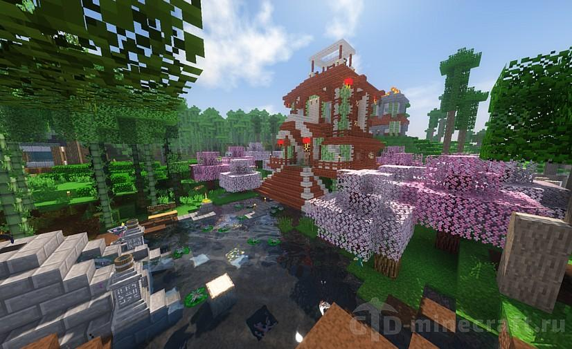 Download Biomes O Plenty Mod For Minecraft 1 16 1 1 15 2 1 14 4 1 13 2 1 12 2 1 11 2 1 10 2 1 8 9 1 7 10 For Free