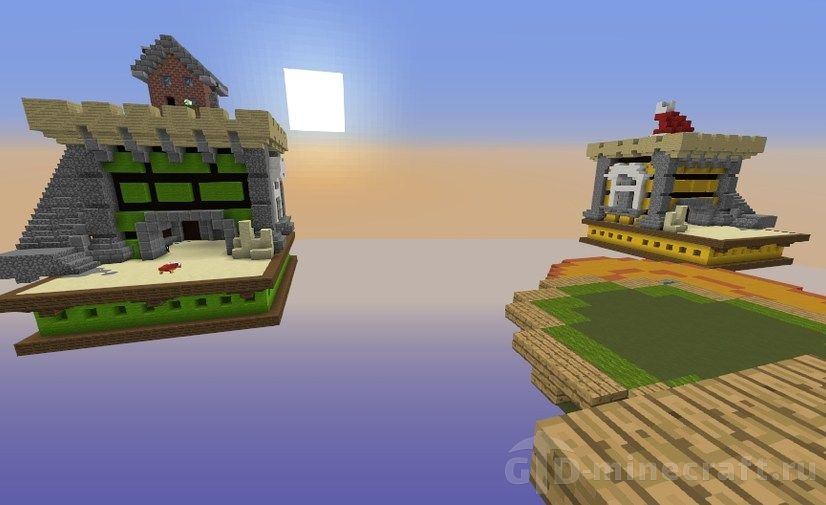 Download Hypixel Bedwars Map For Minecraft 1 12 2 For Free