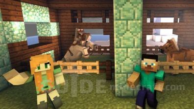 How To Make A Saddle In Minecraft Guide Minecraft Com