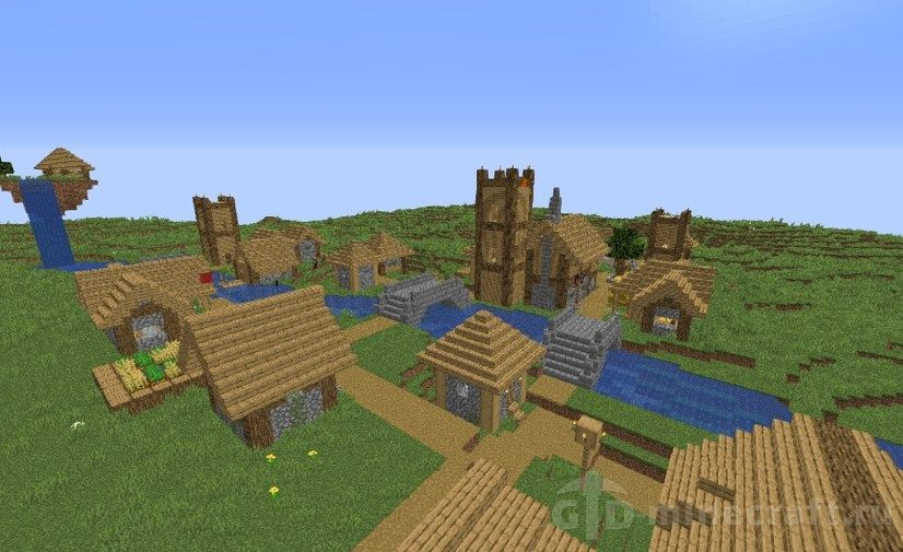 Download Village Defence Map for Minecraft 1.14.4/1.14 for ...