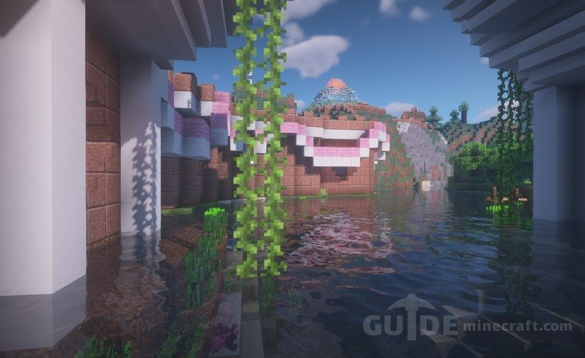 Download BSL shaders for Minecraft