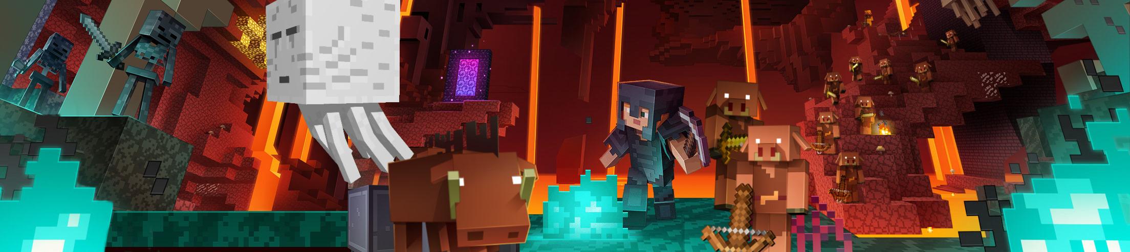 Guide Minecraft Header Image