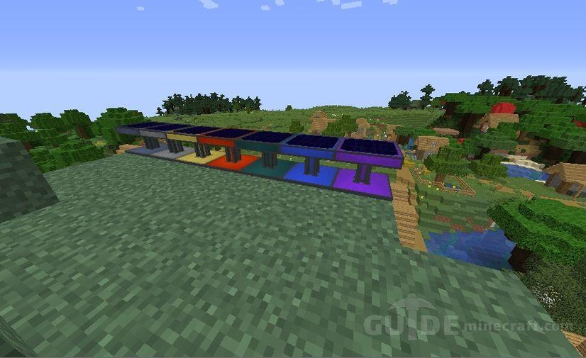 Download Solar Generation Mod For Minecraft 1 16 3 1 15 2